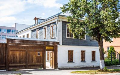 Мемориальный дом-музей скульптора Голубкиной