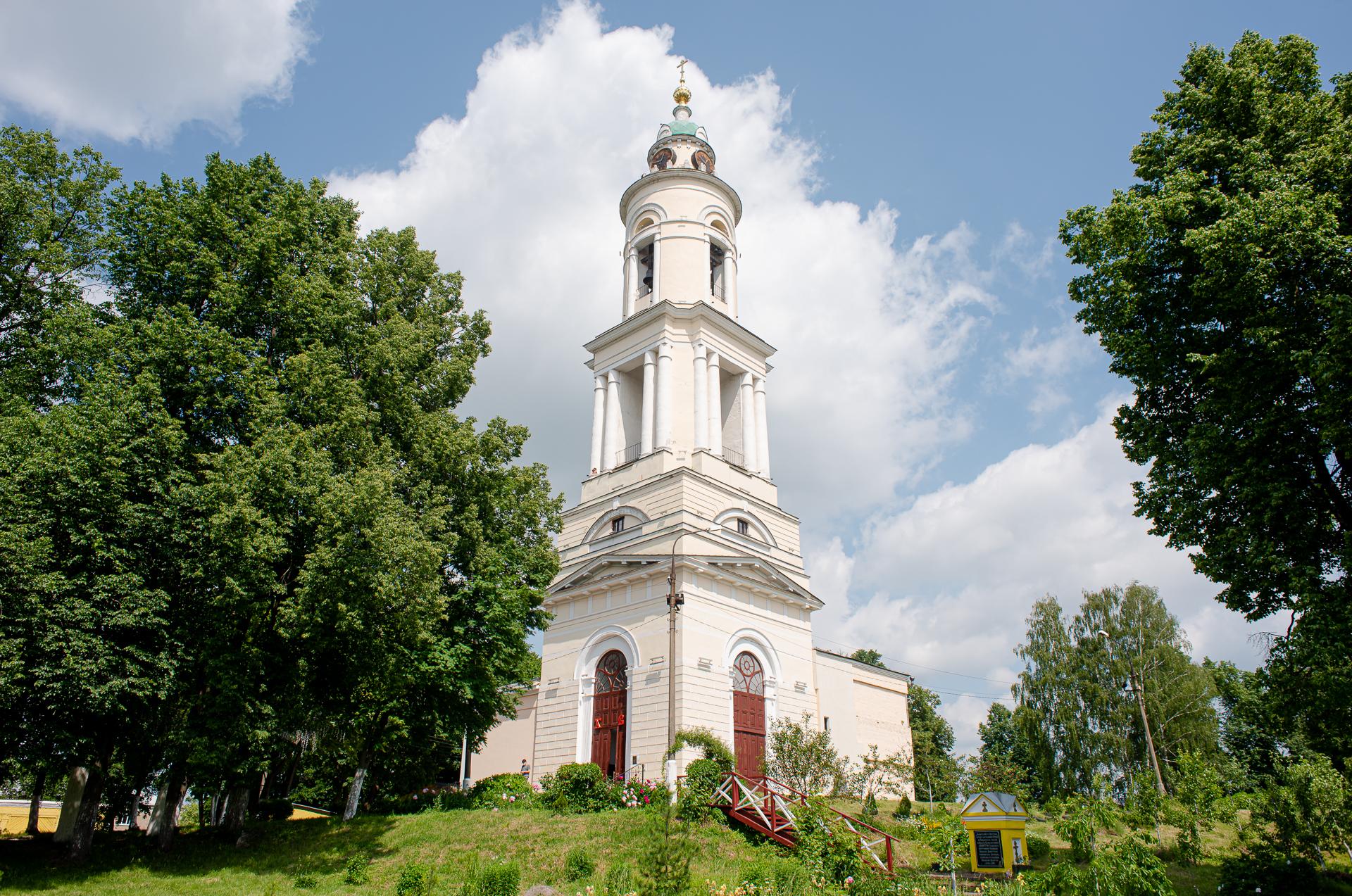 Павловский Посад, Церковь Воскресения Христова