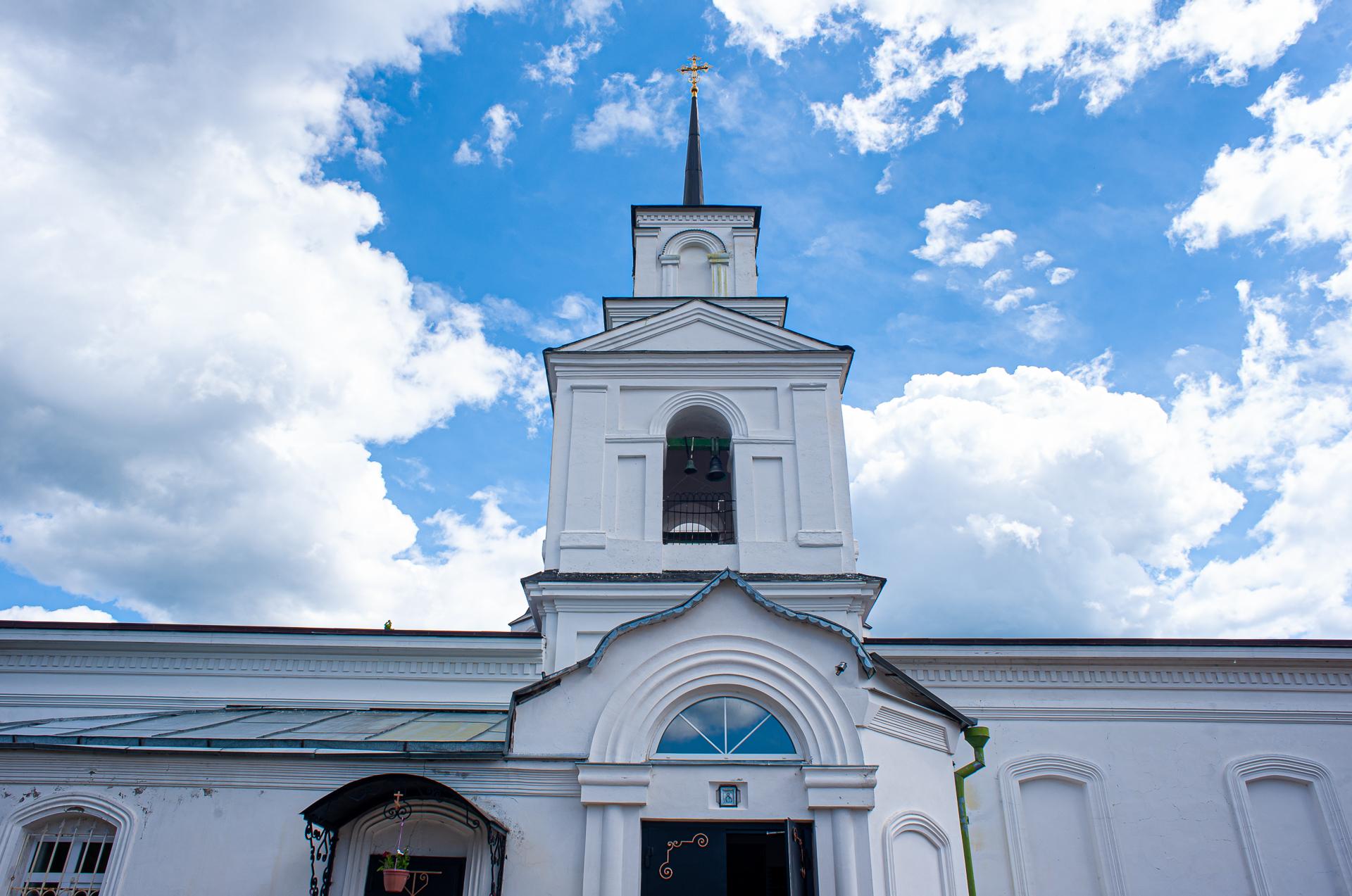 Руза,Церковь Великомученика Димитрия Солунского