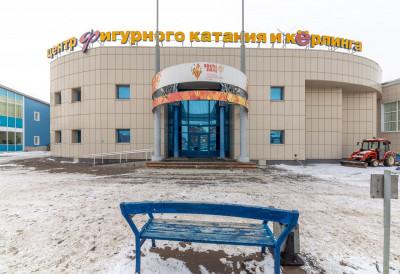 Центр фигурного катания и керлинга в Дмитрове