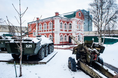 Одинцово. Одинцовский Историко-Краеведческий музей