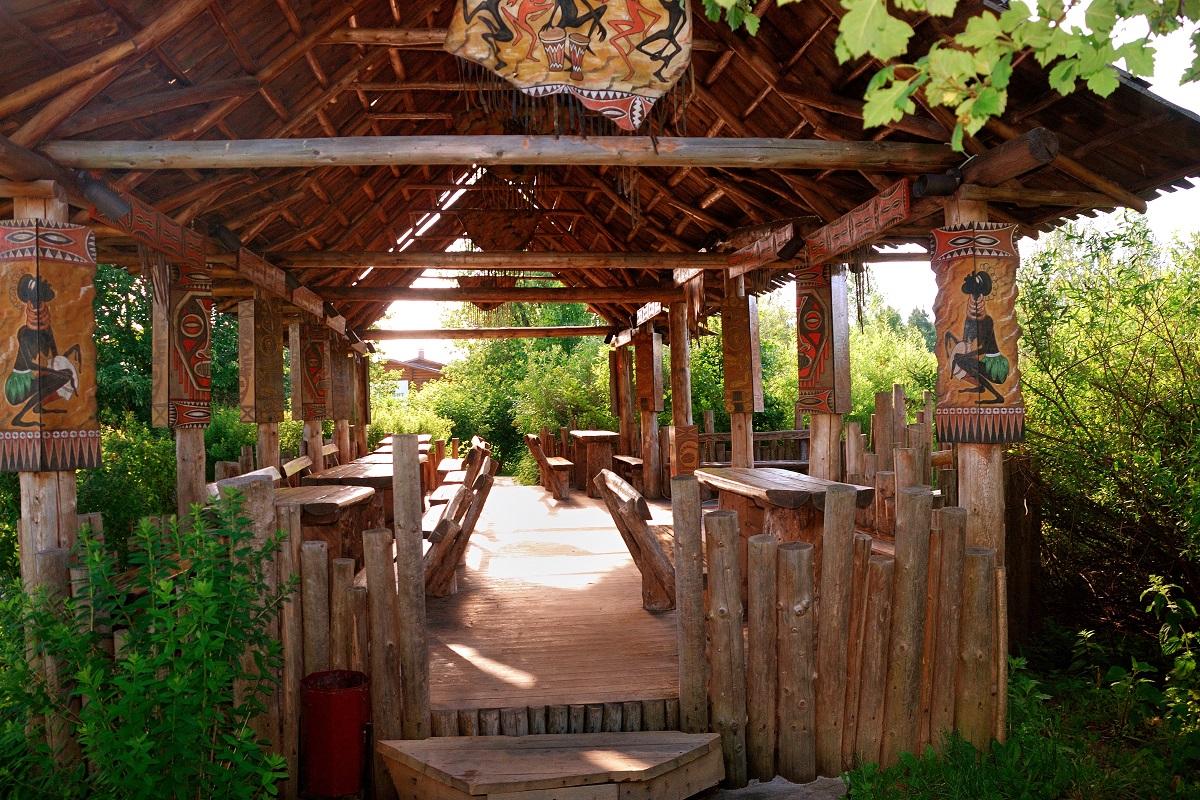 Загородный комплекс «Тропикана парк»