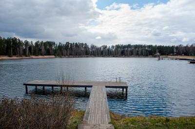Черноголовка, озеро Южное