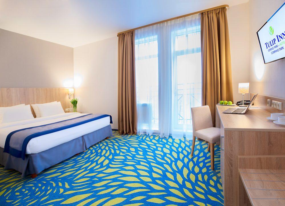 Парк-отель «Софрино». Tulip Inn Sofrino Park Hotel