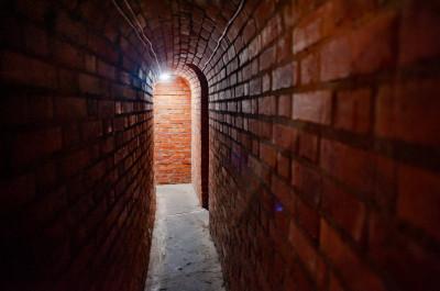 Талицы, Подземный пещерный храм Дмитрия Солунского