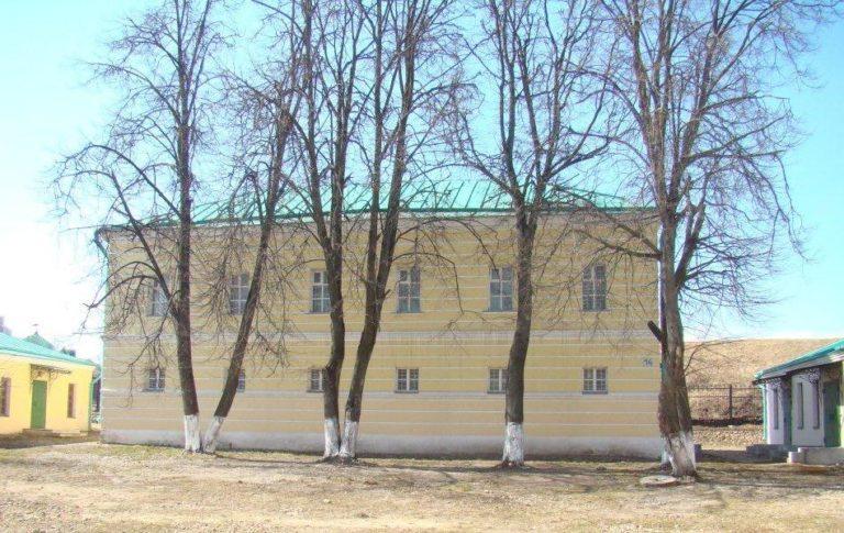 Ансамбль присутственных мест в Дмитрове. Тюрьма