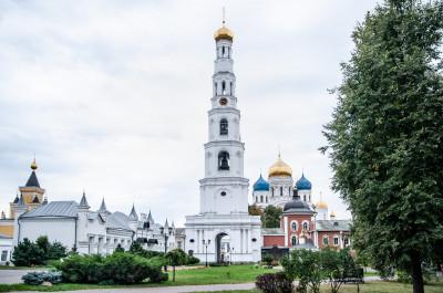 Николо-Угрешский монастырь в Дзержинском