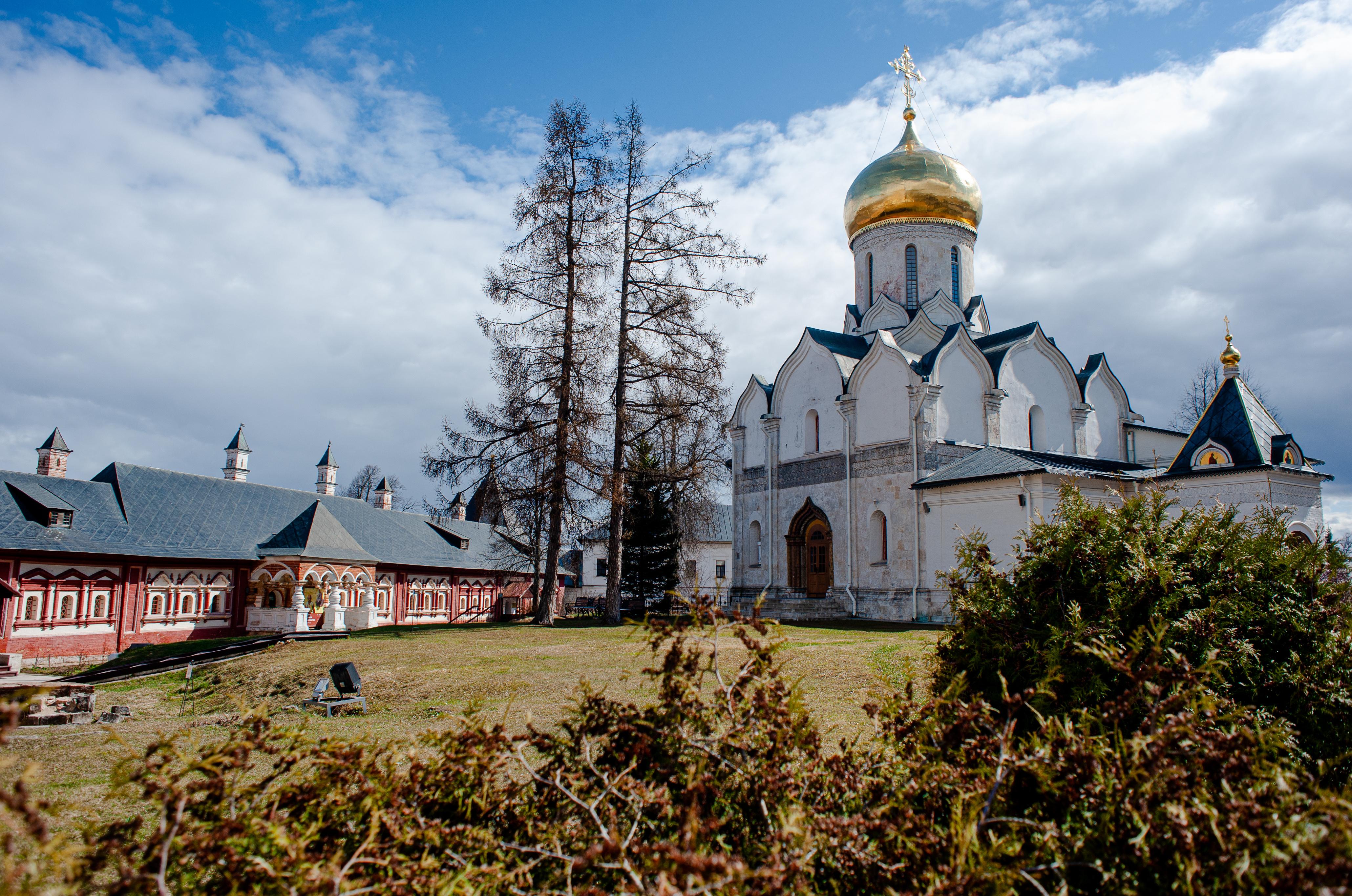 Саввино-Сторожевский мужской монастырь в Звенигороде