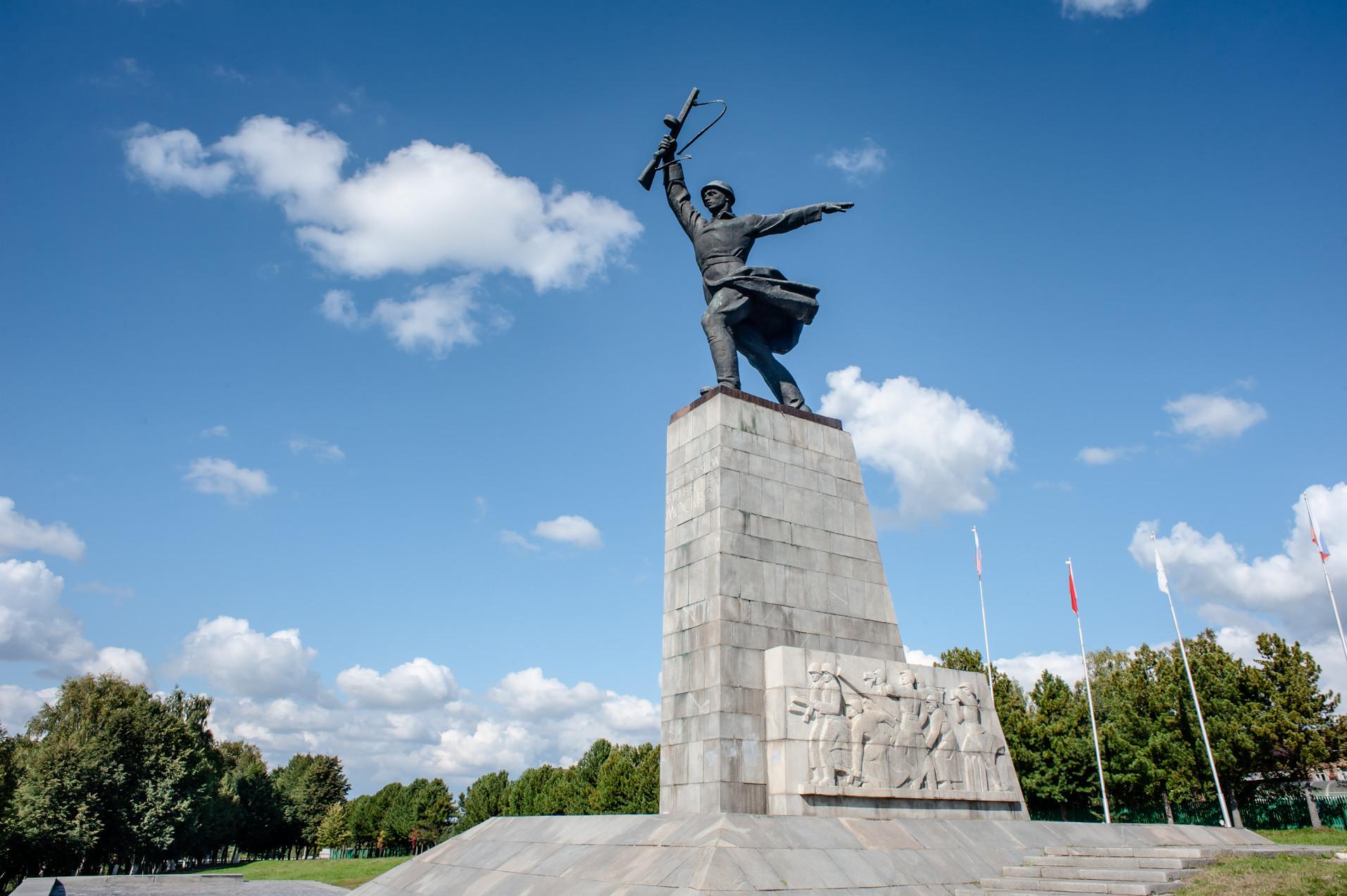 Дмитровское направление. Яхрома. Перемиловская высота