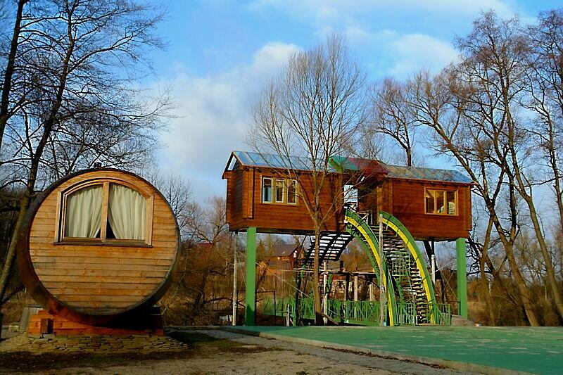 Центр экотуризма «Берхино»