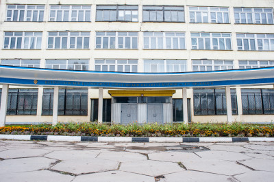 Лобня, Научный городок, ВНИИ Кормов Вильямса