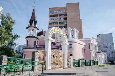 """Ярославское направление, Мытищи, театр кукол """"Огниво"""""""