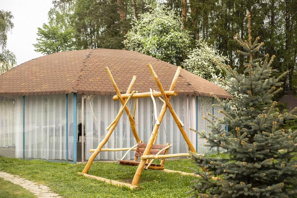 Курортный отель «Улиткино»