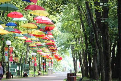 Парк имени Льва Толстого в Химках