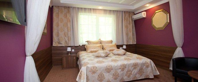 Отель «Малинки»