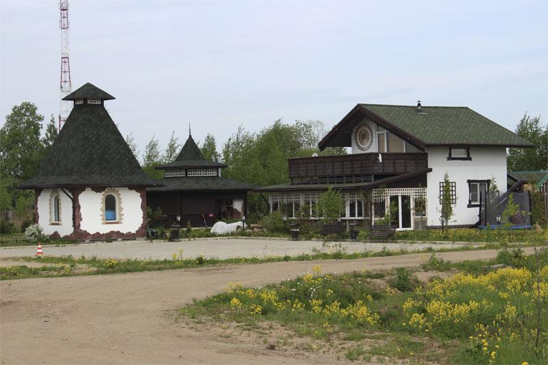 Экоферма «Елизарово»