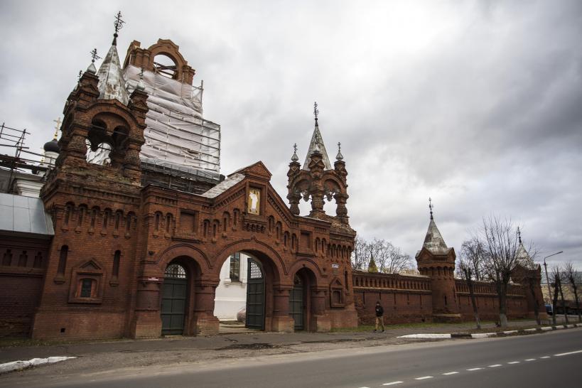 Троицкий Мариинский женский монастырь в Егорьевске