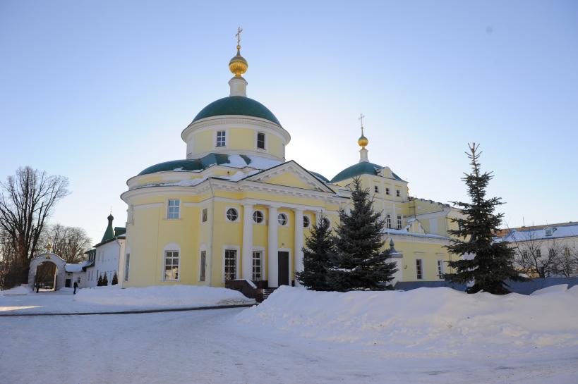 Свято-Екатерининский мужской монастырь в Видном